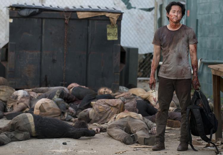 Glenn The Walking Dead Season 6, Episode 7