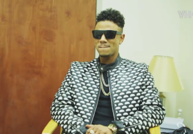 Lil Fizz Blocks Shade at Love & Hip Hop Hollywood Season 2 Reunion