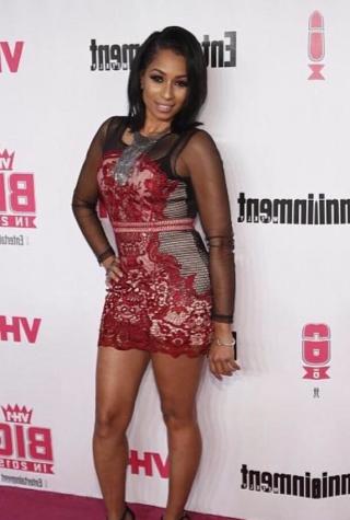 Love & Hip Hop Atlanta's Karlie Redd