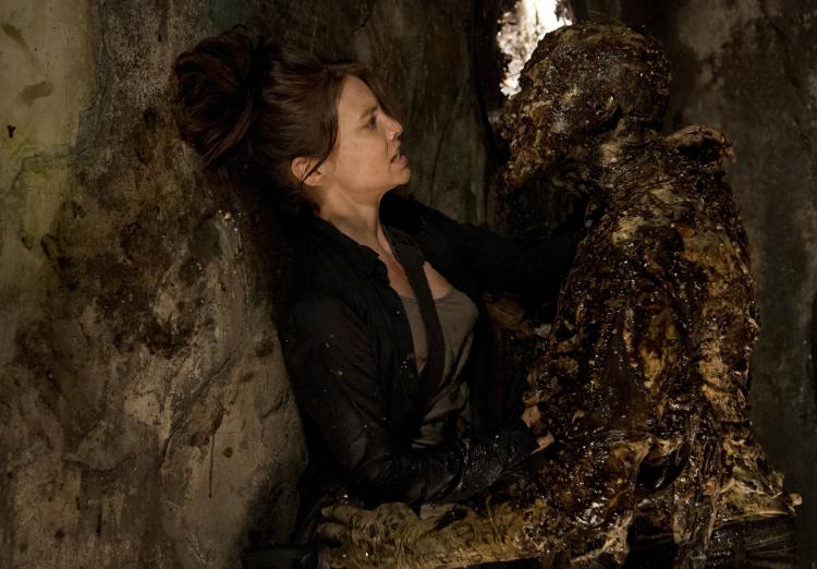 Maggie The Walking Dead Season 6,