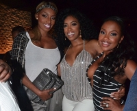 NeNe Leakes, Porsha Williams, and Phaedra Parks