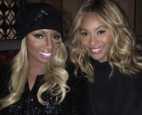 NeNe Leakes and Cynthia Bailey Reunite in New York