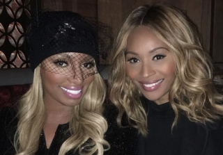 """NeNe Leakes Says She and Cynthia Bailey Are in a """"Good Place"""" (VIDEO)"""
