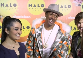Celebs Choose Justin Bieber or One Direction at the 2015 Nickelodeon Halo Awards (VIDEO)