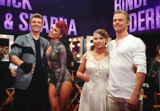 Nick and Sharna and Bindi and Derek