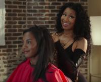 Nicki Minaj in Barbershop 3