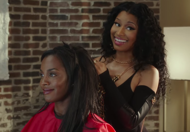 Nicki Minaj in Barbershop 3