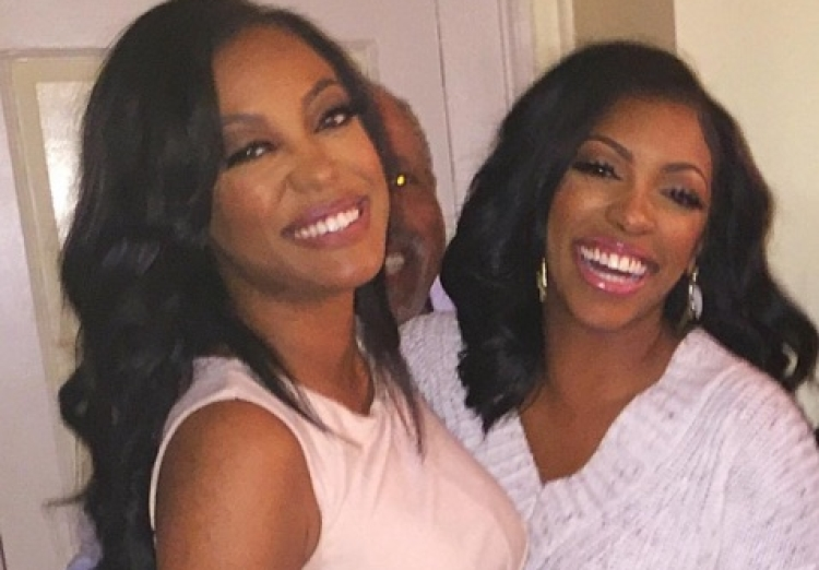 Pregnant Lauren Williams and Sister Porsha