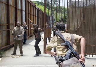 Rick The Walking Dead Season 6