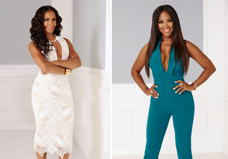 Sheree Whitfield Kenya Moore