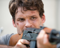 Spencer The Walking Dead Season 6 Midseason Finale