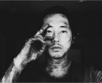 Steven Yeun as Glenn Rhee