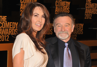 Robin Williams's Widow Shocks Family With Tell-All Book Plans — Report