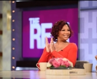 Traci Braxton on The Real