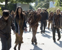 Walkers The Walking Dead Season 6