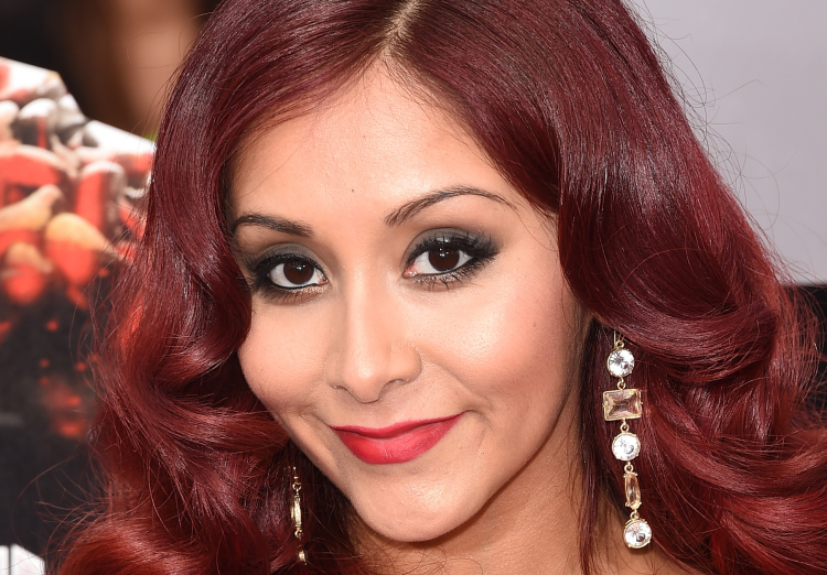 "Adopted celebrities, Nicole ""Snooki"" Polizzi"