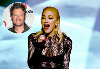 "AMAs 2015: Blake Shelton Thinks Gwen Stefani's Performance Was ""The Greatest"""