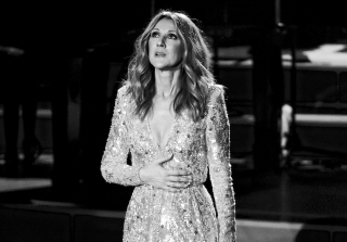 "2015 AMAs: Céline Dion Performs ""Hymne à l\'Amour""  in Honor of Paris Victims"