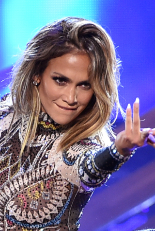 AMAs 2015, Jennifer Lopez performance