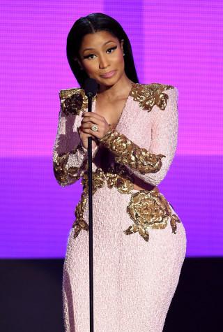 AMAs 2015, Nicki Minaj, winners