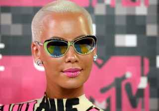Here's What Amber Rose Had To Say About Kanye West's 'Famous'