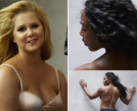 amy schumer serena williams pirelli calendar 2016