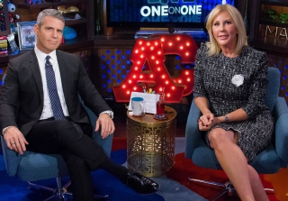 5 Things We Learned From Vicki Gunvalson's 'WWHL' Interview