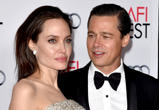Brad Pitt Isn't Walking the Golden Globes Red Carpet With Angelina Jolie
