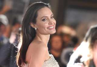 Angelina Jolie Says She Loves Menopause