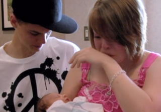 "Tyler Baltierra Rewatches '16 & Pregnant' Episode: ""I Am Overwhelmed With Emotion"""