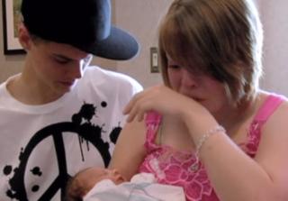 "Tyler Baltierra Rewatches '16 & Pregnant' Episode: ""I Am Overwhelmed With Emotion"""