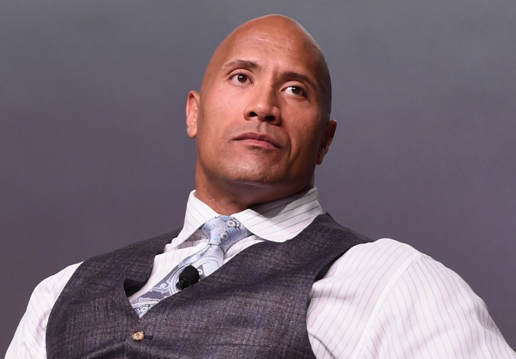 Celebrities depression, Dwayne Johnson