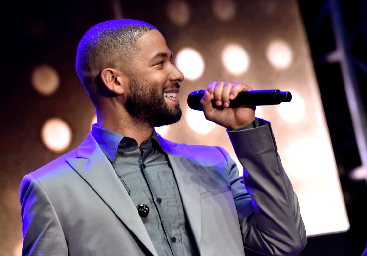 Celebrities who came out in 2015, Jussie Smollett