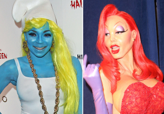 Celebs Who Made Total Halloween Transformations (PHOTOS)