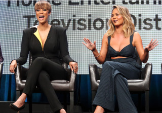 Chrissy Teigen Says She Wasn\'t Involved In Tyra Banks's 'FABLife' Exit