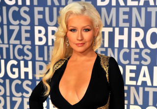 "Christina Aguilera ""Made Out"" With a Female 'Voice' Contestant (VIDEO)"