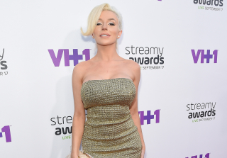 Courtney Stodden Is Unrecognizable as a Man — See Her Crazy Character! (PHOTOS)