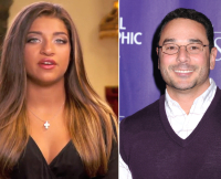 Gia Giudice and Jim Marchese