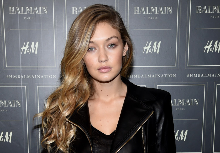 BALMAIN X H&M Collection Launch - Arrivals