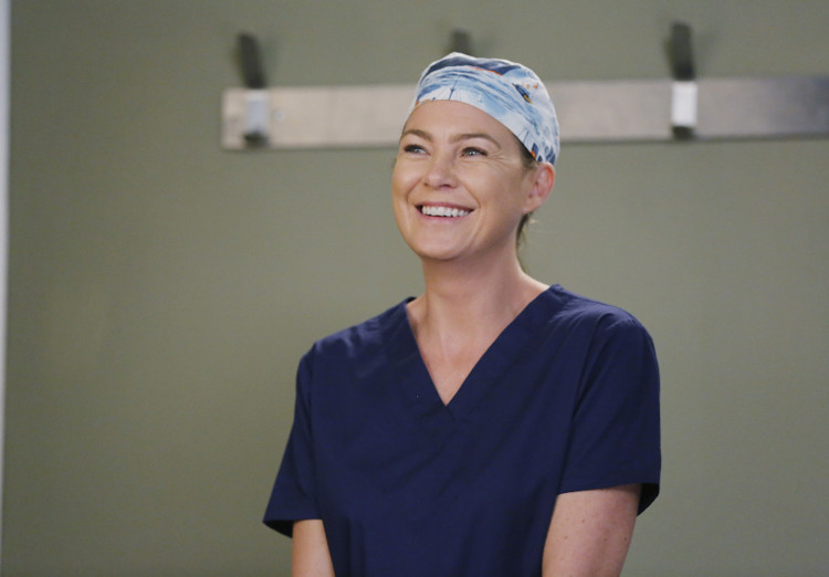 Grey's Anatomy, People's Choice Awards, Season 12, Ellen Pompeo, Meredith Grey
