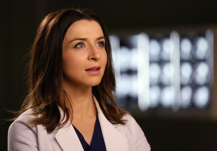 Grey's Anatomy Season 12, Amelia, Meredith, Caterina Scorsone