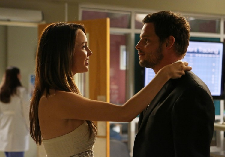 Grey's Anatomy Season 12, Jo, Alex, Camilla Luddington, Justin Chambers
