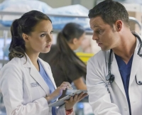 Grey's Anatomy, Jo, Alex, Camilla Luddington, Justin Chambers