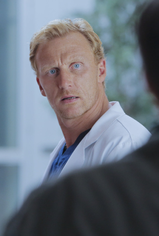 Grey's Anatomy Season 12, Owen Hunt, Kevin McKidd