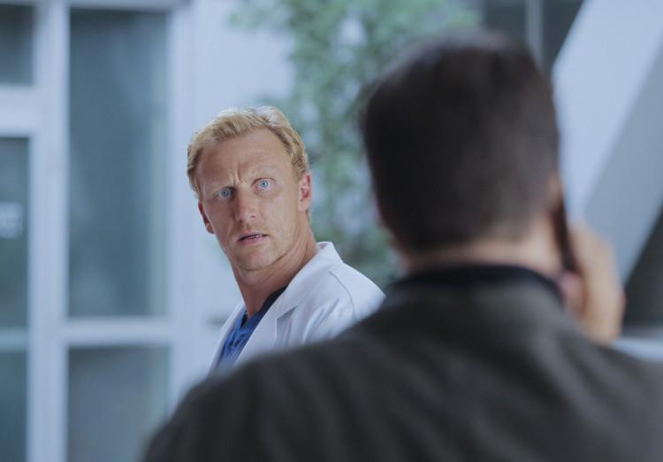 Grey's Anatomy Season 12, Owen Hunt, Kevin McKidd
