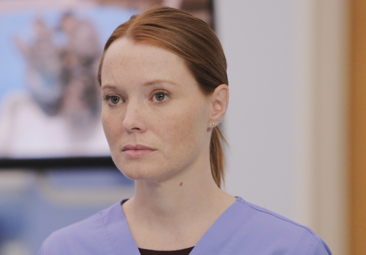 Grey's Anatomy Season 12, Penny, Samantha Sloyan
