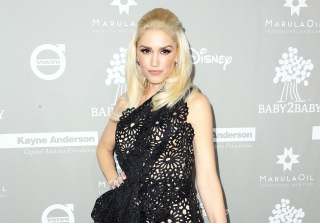 Gwen Stefani Hits the Red Carpet Amid Cheating Scandal (PHOTOS)