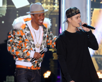 Justin Bieber Halo Awards