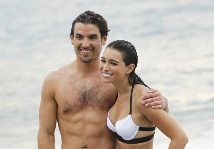 JARED HAIBON, ASHLEY IACONETTI