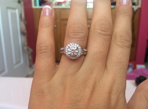8 Photos of the 'Teen Mom' Girls' Stunning Engagement Rings